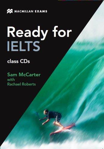 9780230732216: Ready for IELTS Class Audio CDs