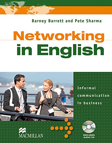 9780230732506: Networking in English Student Book Pack