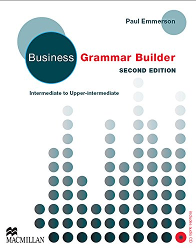 9780230732544: BUSINESS GRAMMAR BUILDER Pack N/E