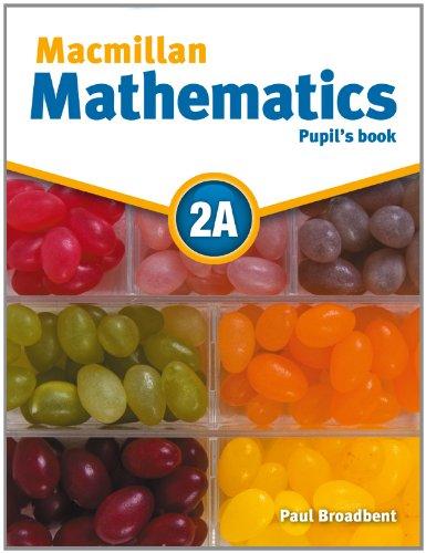 9780230732889: Macmillan Mathematics 2A