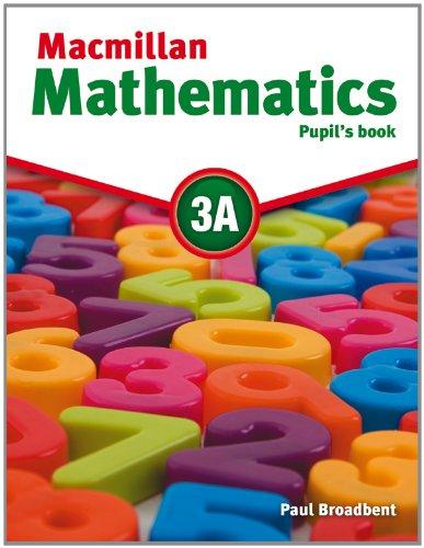 9780230732896: Macmillan Mathematics 3A: Pupil's Book Pack
