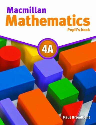 9780230732902: Macmillan Maths 4A: Pupil's Book Pack