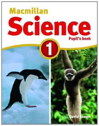 9780230732933: MacMillan Science 1: Pupil's Book & CD ROM