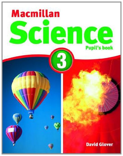 9780230732957: MacMillan Science 3: Pupil's Book & CD ROM