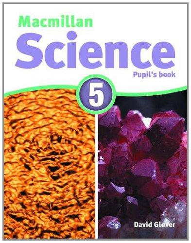 9780230732971: MacMillan Science 5: Pupil's Book & CD-ROM Pack
