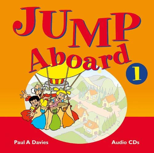 JUMP ABOARD 1 CDX2: Davies P