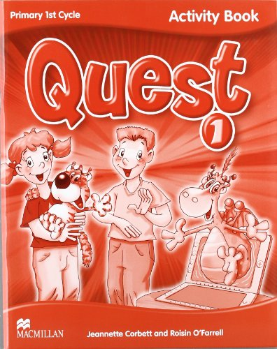 9780230733992: QUEST 1 Act