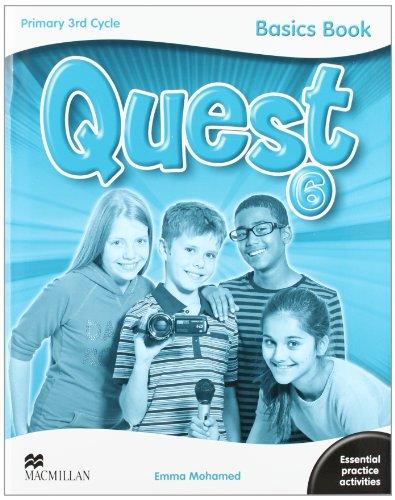 9780230734869: Quest Level 6 Basics Book