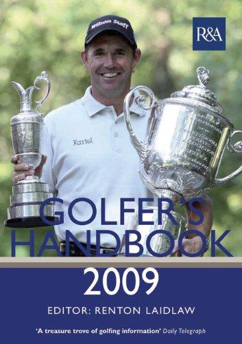 The R&A Golfer's Handbook 2009: Renton Laidlaw (Editor)
