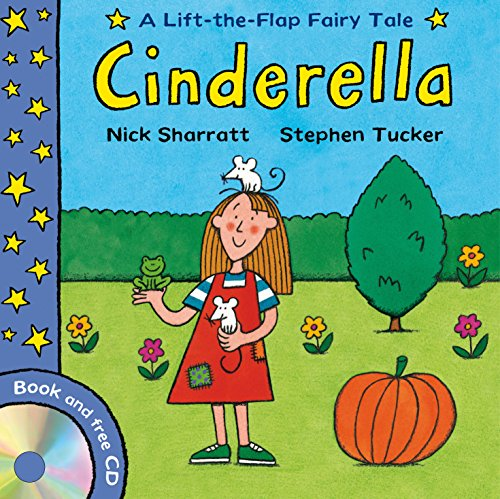 9780230736122: Lift-the-Flap Fairy Tales: Cinderella (with CD) (Lift the Flap Fairy Tale Bk/CD)