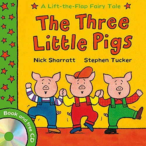 9780230736139: Lift-the-Flap Fairy Tales: The Three Little Pigs (with CD)