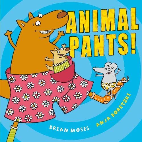 9780230736146: Animal Pants