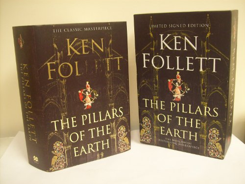 9780230736351: Pillars of the Earth, the - Limited Signed Edition