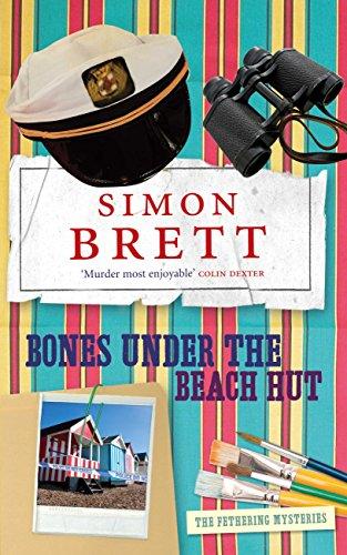 9780230736382: Bones Under the Beach Hut (Fethering Mysteries)