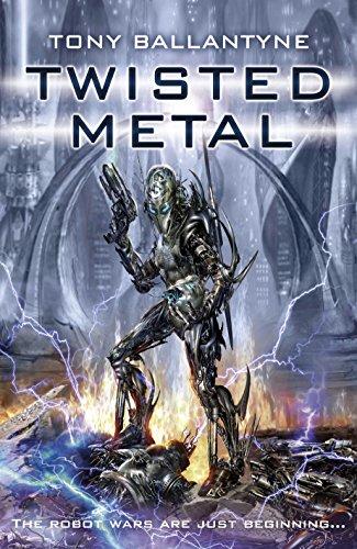 9780230738607: Twisted Metal (Penrose 1)