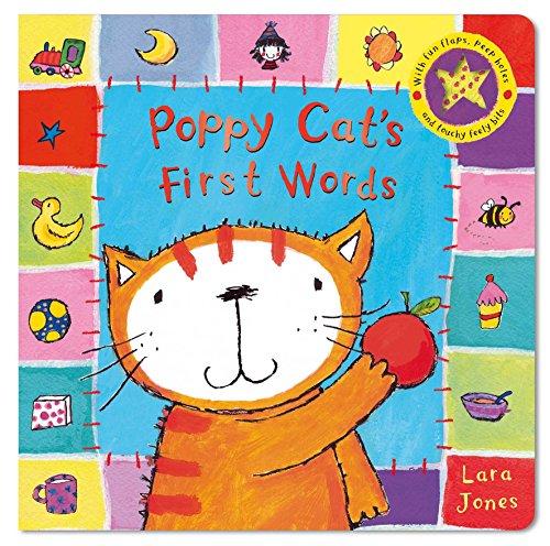 Poppy Cat's First Words