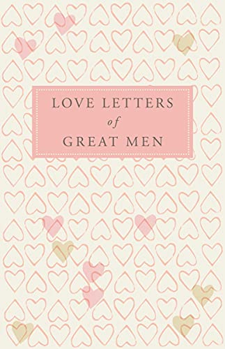 9780230739468: Love Letters of Great Men