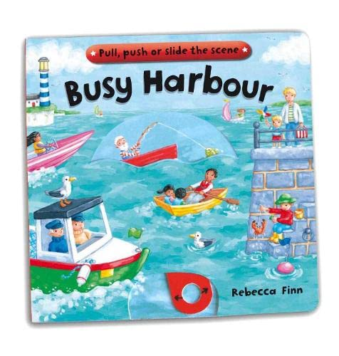 9780230739864: Busy Harbour (Busy Books)
