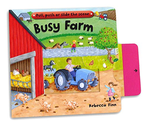 9780230739871: Busy Farm (Busy Books)