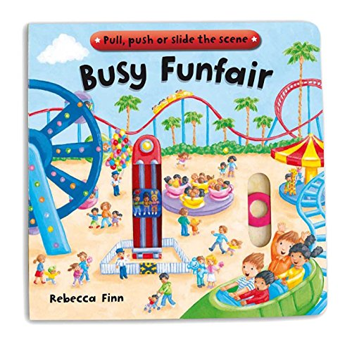9780230739888: Busy Books: Busy Funfair
