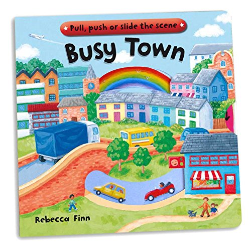 9780230739895: Busy Town (Busy Books)