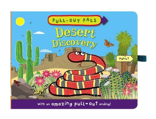 9780230739901: Pull-Out Pals: Desert Discovery