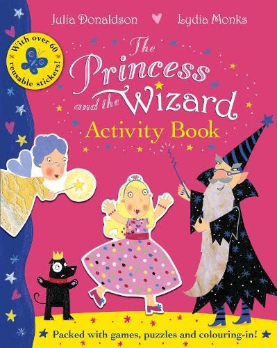 9780230741096: The Princess and the Wizard Activity Book