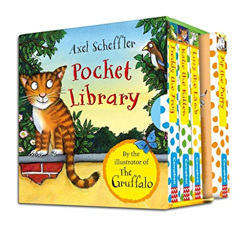 9780230741249: Axel Scheffler Pocket Library