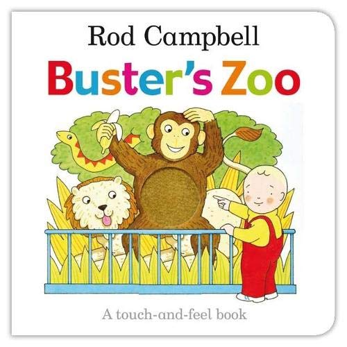 9780230741690: Buster's Zoo