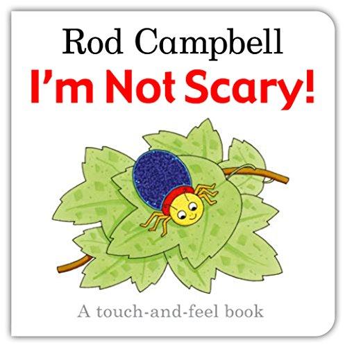 9780230741706: I'm Not Scary PB