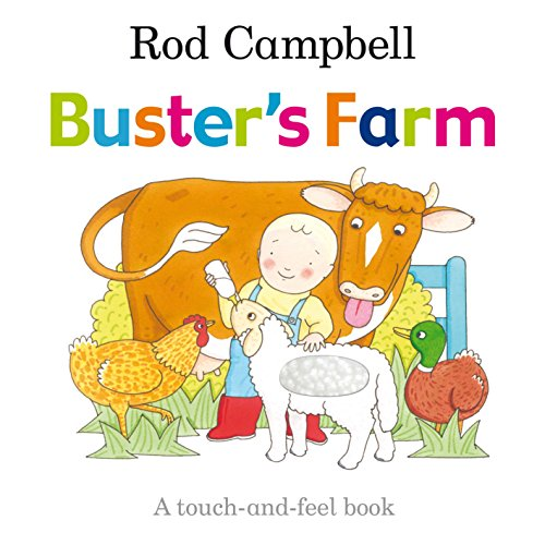 9780230741713: Buster's Farm: A Touch-and-Feel Book