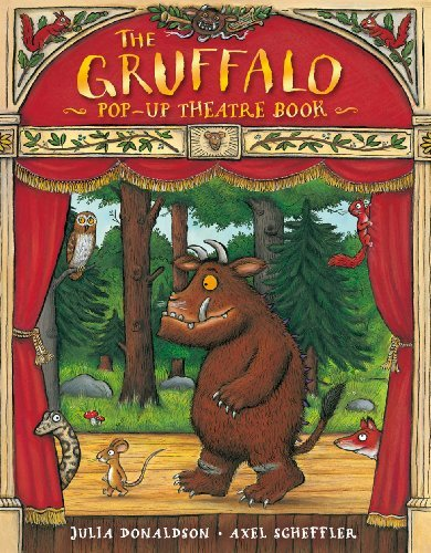 9780230741737: The Gruffalo Pop-up Theatre Book