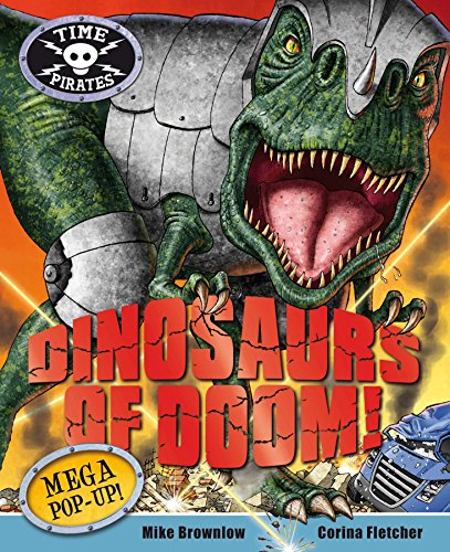 9780230741799: Dinosaurs of Doom! (Time Pirates)