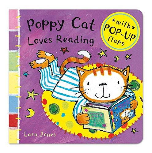 Poppy Cat Loves Reading!: Campbell Books Ltd