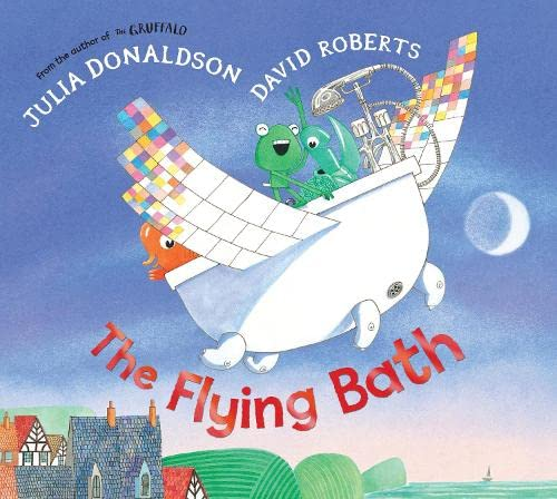 9780230742604: The Flying Bath