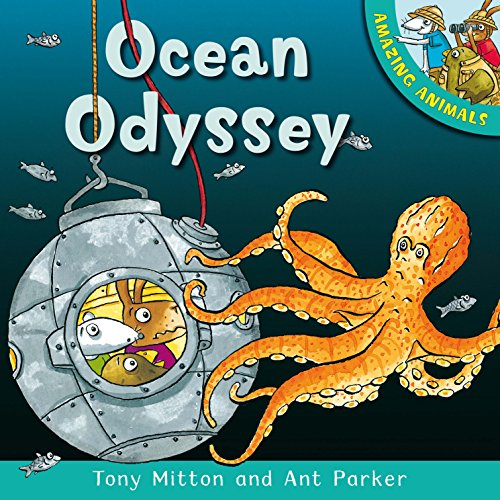 9780230743809: Amazing Animals: Ocean Odyssey