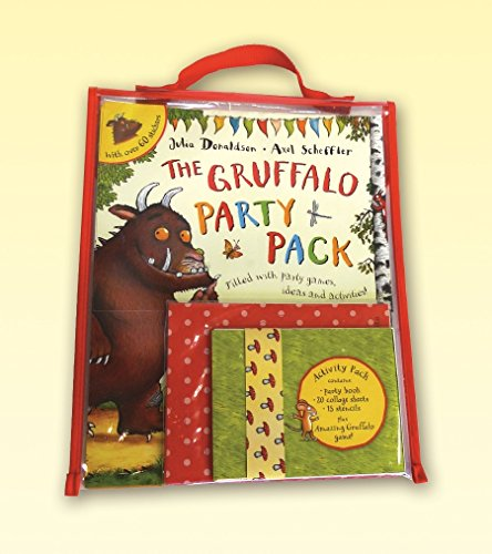 9780230743885: The Gruffalo Party Pack