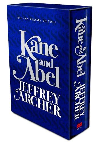 KANE AND ABEL 30th Anniversary Signed Limited: Jeffrey Archer