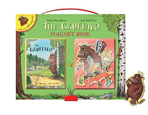 9780230744059: The Gruffalo Magnet Book