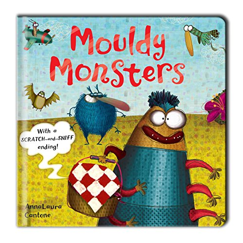 9780230744448: Mouldy Monsters