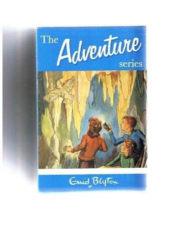 Adventure Series Box Set: Enid Blyton