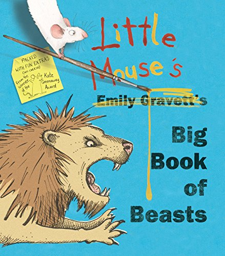 9780230745384: Little Mouse's Big Book of Beasts