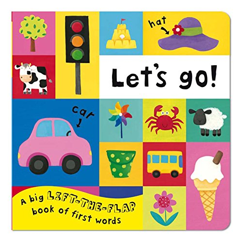 9780230745797: Let's Go!: A Big Lift-the-flap Book of First Words