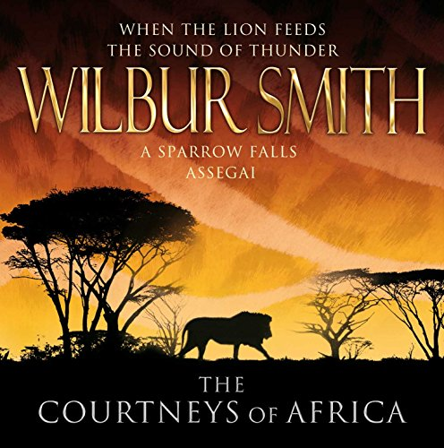 9780230746503: The Wilbur Smith Courtneys of Africa CD Box Set