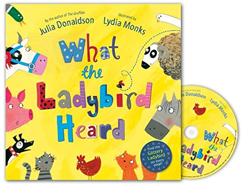 9780230746527: What the Ladybird Heard Book and CD Pack