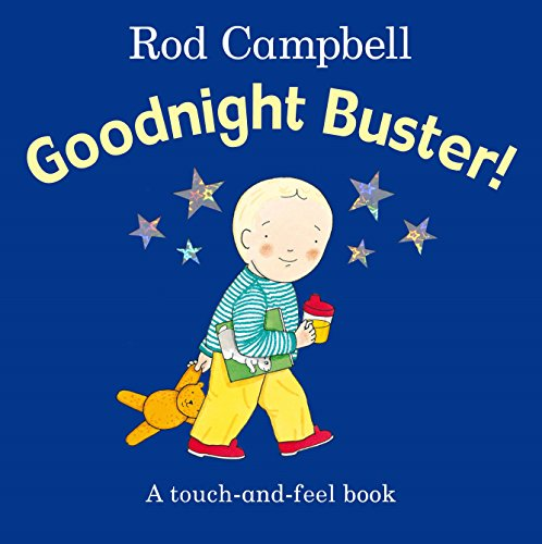 9780230746916: Goodnight, Buster!