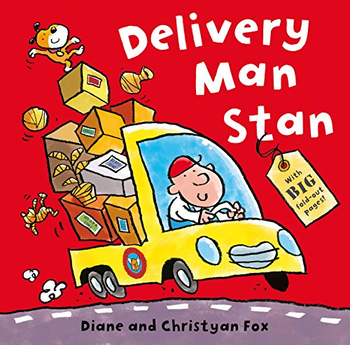 Delivery Man Stan: Diane Fox