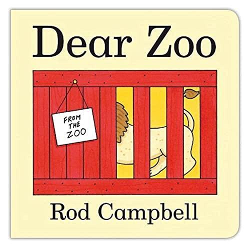 9780230747722: Dear Zoo