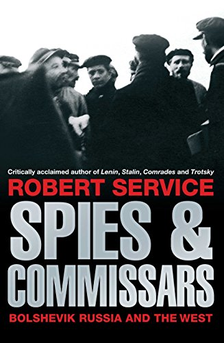 9780230748071: Spies and Commissars: Bolshevik Russia and the West