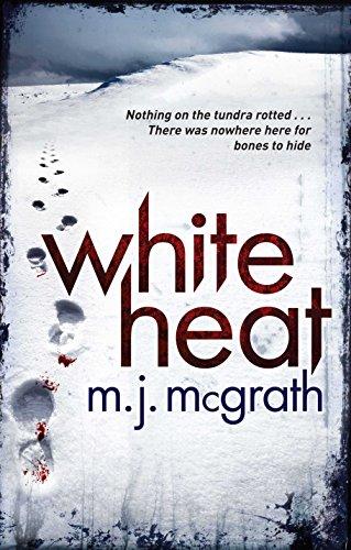 9780230748187: White Heat (The Edie Kiglatuk Arctic Crime Series)